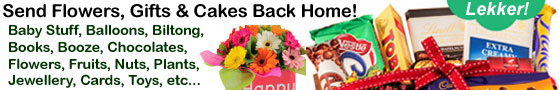 Send flowers back home